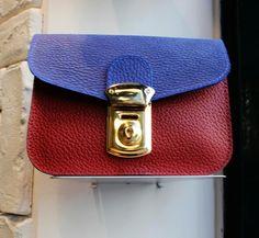 Mini Leather Bag #minipatch #beFigus