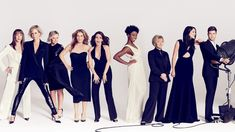 Women of SNL ::: Glamour ::: Live from New York, it's.the best birthday party ever, as the legendary women of Saturday Night Live reunite (accompanied by a few of this season's dudes). Saturday Night Live, Snl Cast Members, Kate Mckinnon, Amy Poehler, Glamour Magazine, Tina Fey, Jazz Music, Celebs, Celebrities