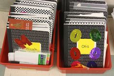 Preschool journals - great link to illustrate how she does it.