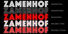 Zamenhof™ - Webfont & Desktop font « MyFonts