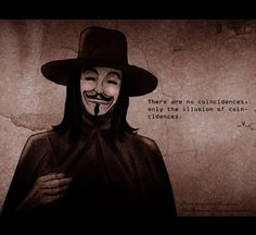 """V from V for Vendetta. The Fifth Of November, Women Names, Anonymous, Life Lessons, Illusions, Movie Tv, Tattoo Ideas, Aesthetics, It Cast"