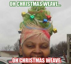 a oh christmas weaves
