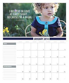 Quote Me Calendar Design by Sarah Simpson