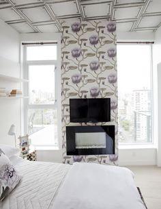 West End Penthouse West End, Interior Design Services, Service Design, Patterns, Stylish, Home Decor, Block Prints, Decoration Home, Room Decor