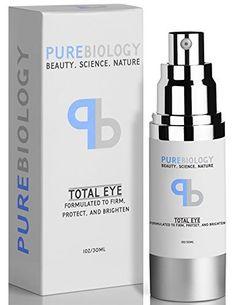 "Pure Biology ""Total Eye"" Anti Aging Eye Cream Infused wit... https://www.amazon.com/dp/B01N37TWSS/ref=cm_sw_r_pi_dp_x_wONBzbTVB5CFP"