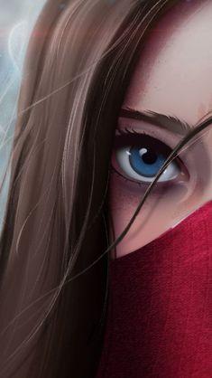 Chagrin et vengeance évidente dans ce regard brûlant ! Art Anime Fille, Anime Art Girl, Anime Girls, Cartoon Kunst, Cartoon Art, Cute Girl Drawing, Cute Cartoon Girl, Girly Drawings, Digital Art Girl