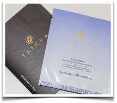 @tatchabeauty : A Luminous Eye Mask Review.  *Click image to read full review and see the mask in action**