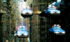 Fifth Element Flying Cars The World is changing fast with Newer and Newer Technology emerging