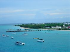 Grand Turk, the harbor