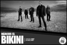 D. Nagy Lajosék március 13-ára egy sallangok nélküli best of felhozatallal készülnek, előttük pedig a Lindám zenekar, azaz Pacziga Linda, a Bikini lemezek állandó vokalistájának csapata játszik.