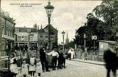 Koemarkt brug, Schiedam