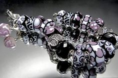Painting Supplies & Wall Treatments Authentic Trollbeads Limited Edition Lavender Facet New Wallpapers