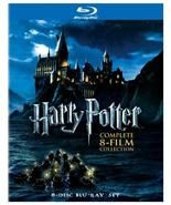 Harry Potter: Complete 8-Film Collection [Blu-ray] - $140.99