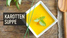 ✓Fruchtig ✓Exotisch ✓Sättigend: Unsere scharfe Karottensuppe ist der Hit ➤ Schnell und einfach zubereitet. Ideal zum Vorbereiten. Jetzt ausprobieren!