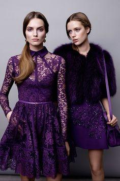 Sfilata Elie Saab Parigi - Pre-Collezioni Autunno-Inverno 2015-16 - Vogue