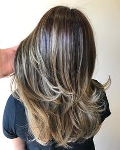 Haircuts For Long Hair With Layers, Easy Updos For Long Hair, Long Layered Haircuts, Very Long Hair, Long Curly Hair, Long Hair Cuts, Layered Hairstyles, Thin Hair, Wavy Hair