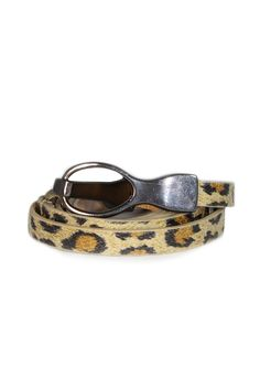 cheetahlicious skinny belt