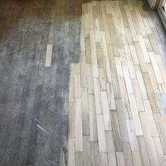 Good, Monday, morning everyone! Yes, believe it or not, our team was able to recover this floor!! We never know exactly how things will sand out. In this case, teamwork makes the dream work , and the homeowner actually had a beautiful floor underneath all of the dirt and grimeThanks for looking! #floorsander #flooring #hardwoodflooring #hardwoodfloors #woodflooring #woodfloors #grandrapids #bona #bonapowerdrive #michigan #entrepreneur #smallbusiness #newbalance #interiordesign #remodeling…