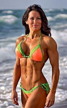 FBB Fitness Laura London