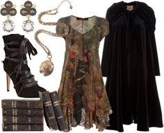 Looks like an outfit a witch would wear- Me Gusta