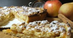 Le nostre Ricette: Torta di mele cremosa