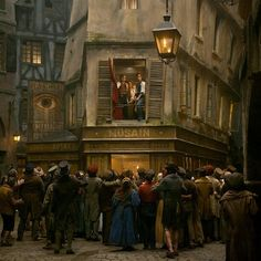 Les Mis (2012) | 'One Day More'