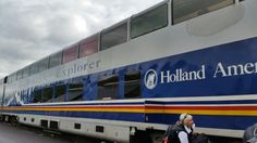 Holland America Railcar