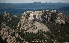 Carved into a granite mountain face in South Dakota's southwesterly Black Hills, this sculpture of four of America's most influential presidents (Washington, Jefferson, Lincoln, and Theodore Roosevelt) was considered an extraordinary feat of engineering when it was completed in 1941—and it's still majestic today, bringing in more than two million visitors per year.