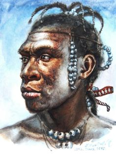 Early Homo sapiens - Libor Balák