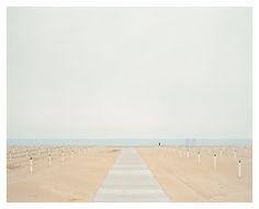 Spiaggia by Akos Major, via Behance