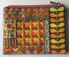 i_pung2 Boho Inspiration, Ethnic Patterns, Cross Stitch Embroidery, Illustrator, Purses, Blanket, Crochet, Design, Ideas