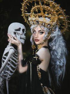 #клэр #скелет #клубромантики #вритместрасти #манип Style Lolita, Gothic Lolita, Victorian Gothic, Gothic Girls, Victorian Dresses, Gothic Rock, Lolita Fashion, Gothic Fashion, Steampunk Fashion
