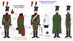 Artiglieria a cavallo di linea 1807