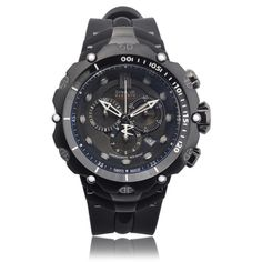Invicta Men's 14422 'Jason Taylor' Chronograph Watch | Overstock.com Shopping - The Best Deals on Invicta Men's Watches