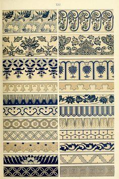 pattern pattern pattern borders chinese filigree