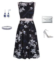 """""""Bez tytułu #45"""" by wiezyczka ❤ liked on Polyvore featuring Fenn Wright Manson, Jimmy Choo, Graphic Image and BERRICLE"""