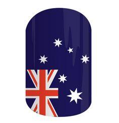 Australia Fair - Jamberry Nail Wraps