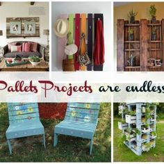 15 Holly Pallets DIY Projects You Just Have To Make! – Just Imagine – Daily Dose of Creativity