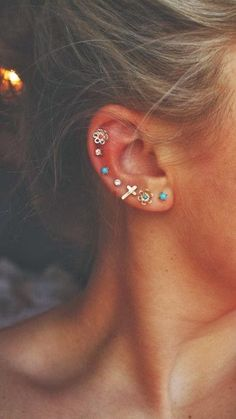 dirtbin designs - ear piercing