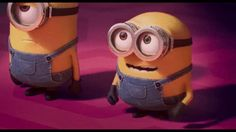 Bob You are pretty much the cutest, most joyful person ever. You are an eternal optimist and always enjoy the little things in life. Although people might write you off, in reality, you are a true king (or queen). Minion 2015, Minion Gif, Minion Rock, Minions Bob, Cute Minions, My Minion, Minion Love Quotes, Minions Quotes, Emoji