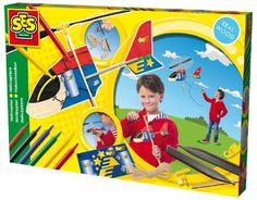 SES Creative Helicopter Building Kit ** See this great product.Note:It is affiliate link to Amazon.