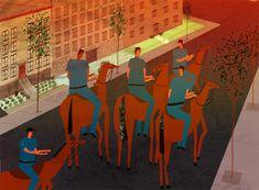 Maxwell Loren Holyoke-Hirsch illustration illustrator