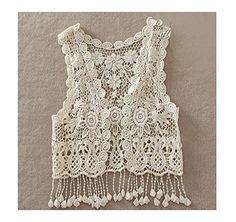 MIOIM Kids Baby Girls Lace Crochet Hollow Top T-shirt Vest Tassel Fringe - http://bigboutique.tk/product/mioim-kids-baby-girls-lace-crochet-hollow-top-t-shirt-vest-tassel-fringe/