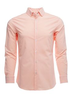 Charles Performance Button Down