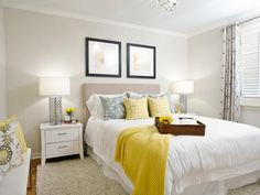 Colorful Home Makeovers From Property Brothers: Buying + Selling   Property Brothers Drew and Jonathan Scott on HGTV's Buying and Selling   HGTV