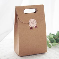 50pcs Free shipping Cardboard Box kraft paper packing vintage decorative boxes 6*10*15.5cm