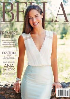 Ana Ivanovic: BELLA Long Island Magazine 2014 -03 - Posted on October 7, 2014