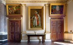 Houghton Revisited: The Walpole Masterpieces from Catherine the Great's Hermitage: Larissa Dukelskaya, John Harris, Andrew Moore, Thierry Mo. Houghton House, Houghton Hall, English Country Style, Country Style Homes, Interior Architecture, Interior And Exterior, Classical Interior Design, Georgian Interiors, Catherine The Great