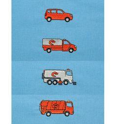 Autos Stickdateien auf www.gabrielles-embroidery.com