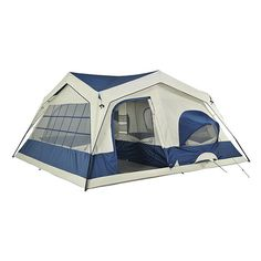 Northpole 3 Room,12 person tent with screened in porch!